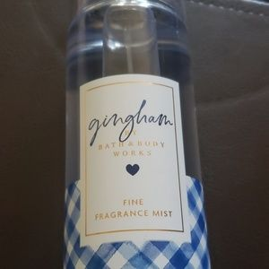 Bath and body works gingham fragrance
